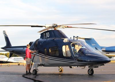 Helicopter Aircraft Refueling Services