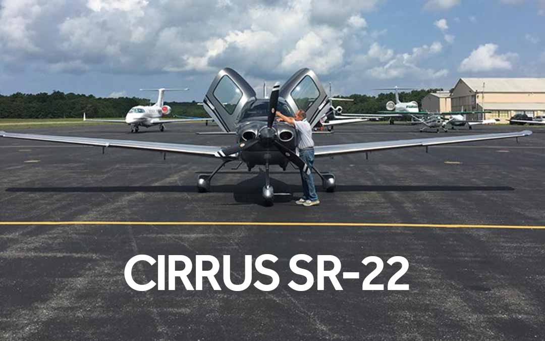 Cirrus SR22 – The best-selling single-engine airplane in the world .. for a while