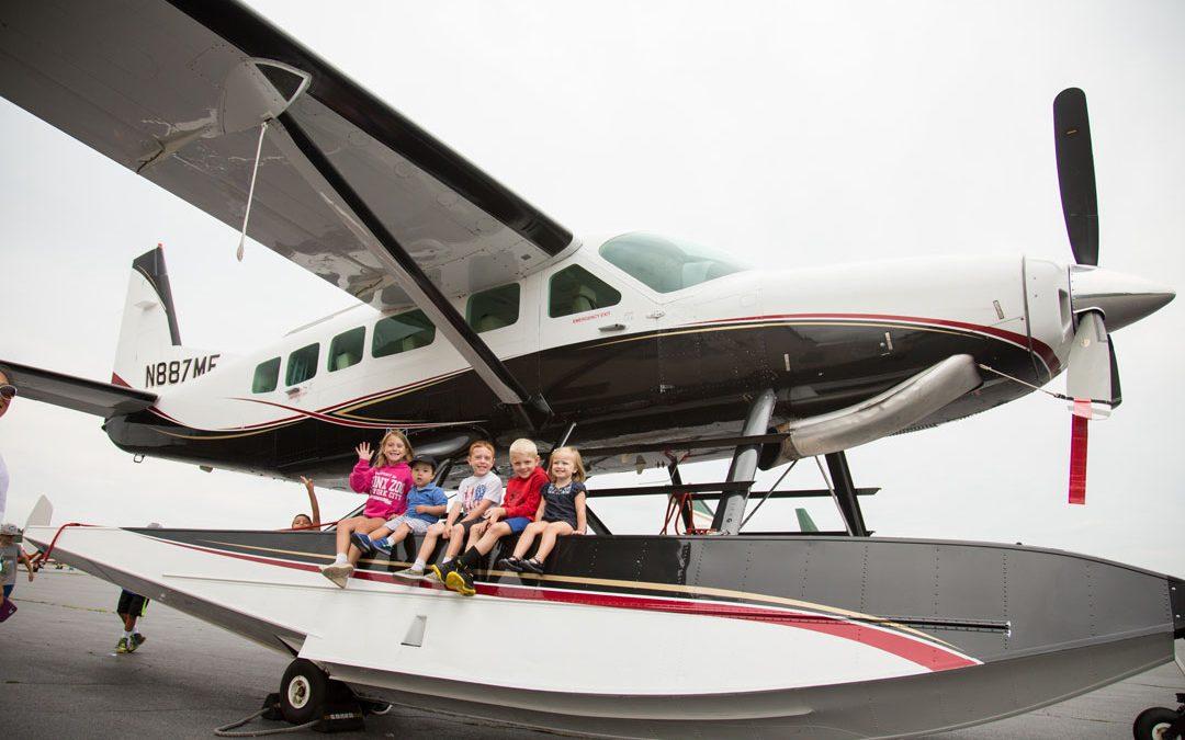 Just Plane Fun Day Recap – East Hampton Airport – Sept. 8th 2018