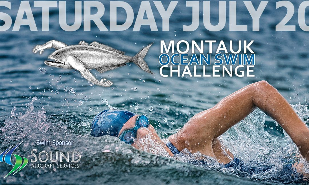 Saturday July 20th – Montauk Ocean Swim Challenge