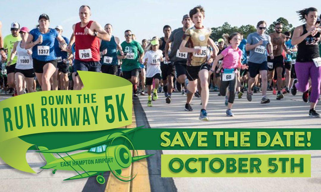 East Hampton Airport – Run Down the Runway 5K